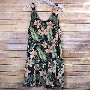 Anthropologie Dresses - Antho | Rails Drop Waist Tropical Print Dress